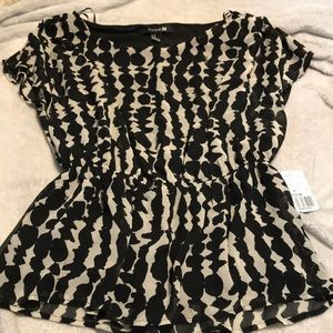 NWT || forever 21 blouse || size medium